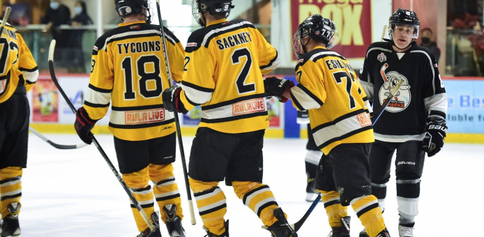 Tycoons Impress in Strong Outing; Topple Sharks