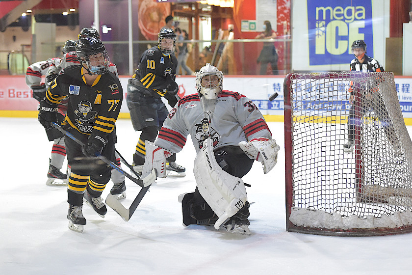 Tycoons Strong Third Period Propels Them to Fifth Straight Win