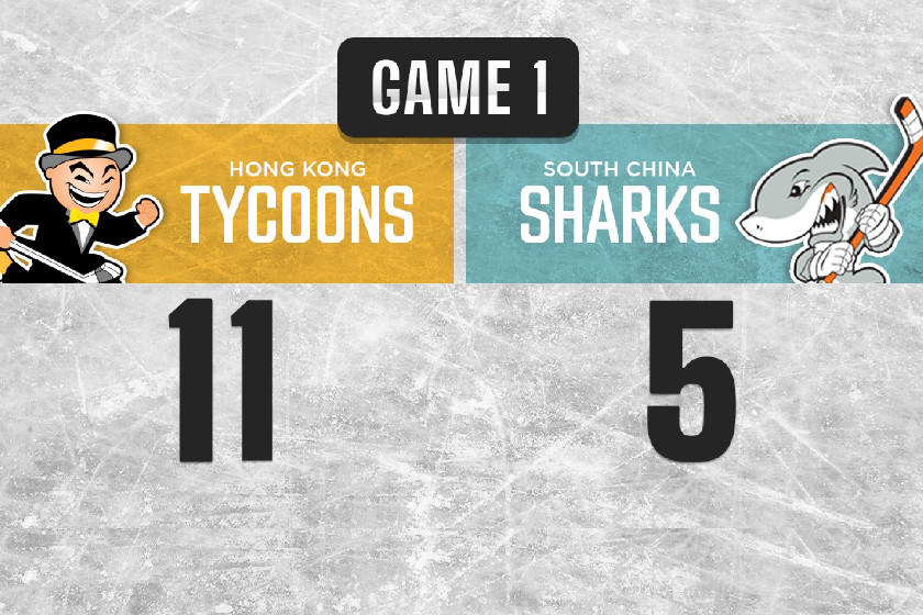 Tycoons Show No Mercy on Young Sharks