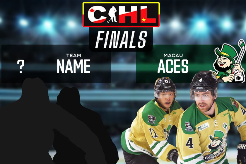 Who Will the Aces Play in the CIHL Finals?