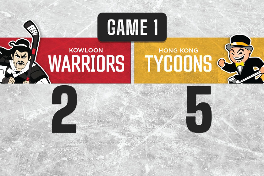 Tycoons Lock up Second Place with Win Over Warriors