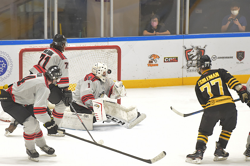 Short-handed Warriors Fall 6-3 to Tycoons