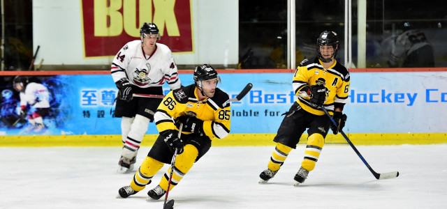 Eshleman Carries Shorthanded Tycoons