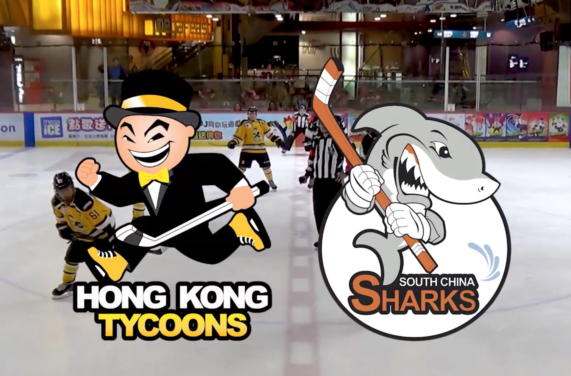 Hong Kong Tycoons VS Scotiabank South China Sharks